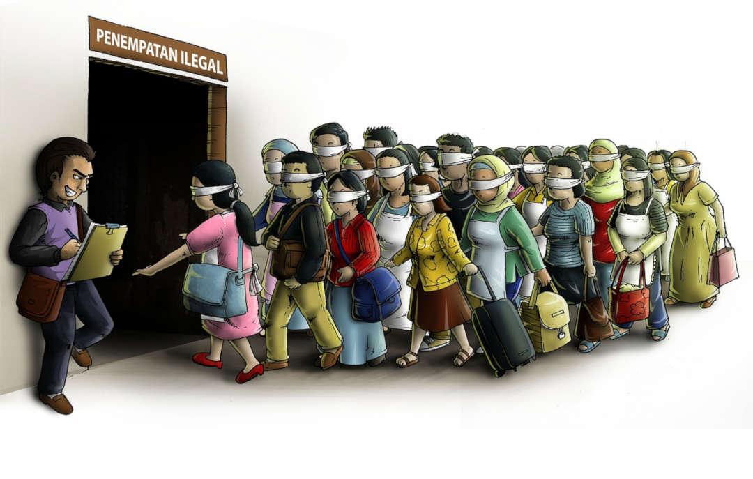 L'entrée aux États-Unis, un crime